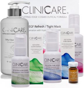 clinicare products
